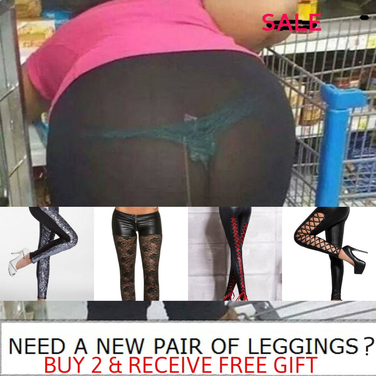 Women's Leggings, Womens Legwear, Womens Tights, Women's Legwear Promotion
